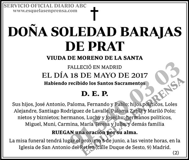 Soledad Barajas de Prat